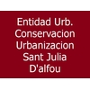 Entidad Urb. Conservacion Urbanizacion Sant Julia D'alfou