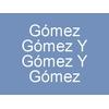 Gómez Y Gómez