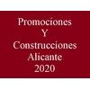 Promociones Y Construcciones Alicante 2020