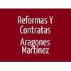 Reformas Y Contratas Aragones Martínez