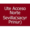 Ute Acceso Norte Sevilla(sacyr Prinur)