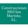 Construcciones 2003 San Martiño S.L.