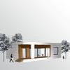 Casa de 2 modulos
