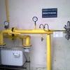 Cierre para caldera de gas
