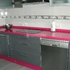 Colocación mármol en fachada y baños