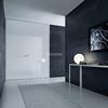Mover puerta del vestidor - instalar lamparas de techo
