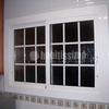 Arreglos en silicona exterior e instalación de ventanas con malla metalica