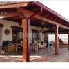 Rehacer Estructura De Porche E Impermeabilizar Fachadas y Tejado