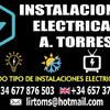 Instalaciones eléctricas - A. Torres