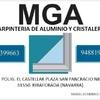 Carpinteria De Aluminio y Cristalería Mga