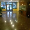Abrillantado y pulido de piso amueblado ( no acuchillar )