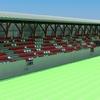 Campo de fútbol y pádel (vestuario opcional)