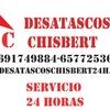 Desatascos Chisbert