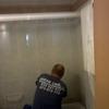 Alicatado de cuarto de baño de 23m2