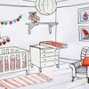 Pintar Habitación Bebé