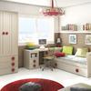 Amueblar salón, dormitorio y