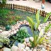 Realizar una pequeña solera en jardin