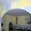 Cierre arco entre habitaciones