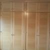 Unir dos habitaciones, hacer armario empotrado e instalar puerta en pared de carga
