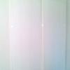 Lacar puertas en blanco e instalar caso neto (puerta corredera empotrada)
