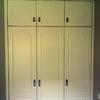 Restaurar 4 armarios empoptrados