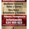 Reformas&construcciones
