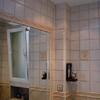 Suministro e instalación de un espejo encastrado