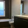 Poner mampara flontal cuarto de baño en barcelona