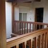 Cambio de baranda de terraza de hierro