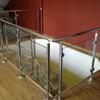 Instalar barandilla de vidrio en terrazas