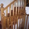 Pintar barandilla escaleras y terraza