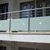 Barandilla para balcon,replica a escala