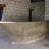 Construir piscina de obra para terreno de 1200 metros con 4 casas