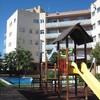 Construcción de piscina en zona comunitaria