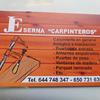 J.e.serna Carpinteros