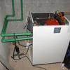 Instalacion caldera gasoil y radiadores