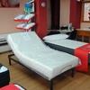 Cubre colchón plumas cama 210