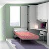 Desmontaje y montaje de 2 habitaciones cama y armarios 3 electrodomésticos y cajas