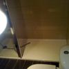 Reformar baño, cambiar bañera por plato pizarra más mampara