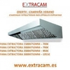 Limpieza de extractor industrial