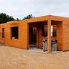 Foto: casa  prefabricada