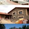Proyecto de construir un casa de campo en un terreno en propiedad urbanizable, estoy pidiendo presupuestos. 100 metros 4 habitaciones dos baños