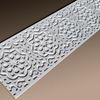 Foto: Cenefa decorativa tallada