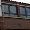 Cerramiento de balcon de cristal