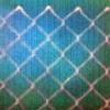 Cerramiento de jardín con valla metálica