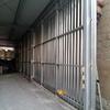 Fabricacion e Instalacion de Cerramiento Metálico  de Acceso a Obra