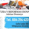 Pinturas Y Reformas Donneys