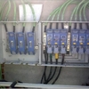 Instalacion fusibles caja general de proteccion y de contador