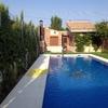 Limpieza a fondo de chalet individual previo a residir con piscina cubierta