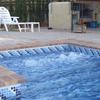 Jacuzzi-piscina